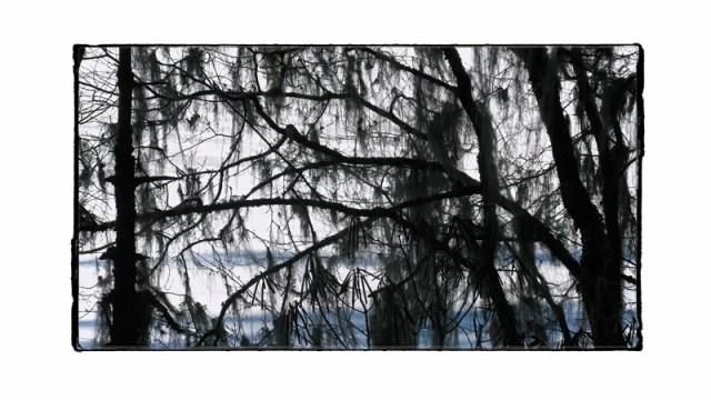 Frozen Lake, Shangri-La County, Yunnan, China by Benoit Wittamer