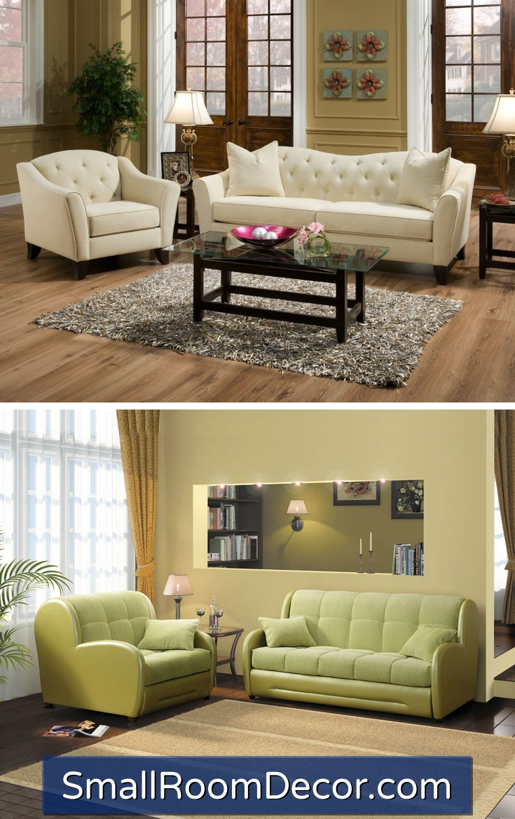7 Couch Placement Ideas For A Small Living Room
