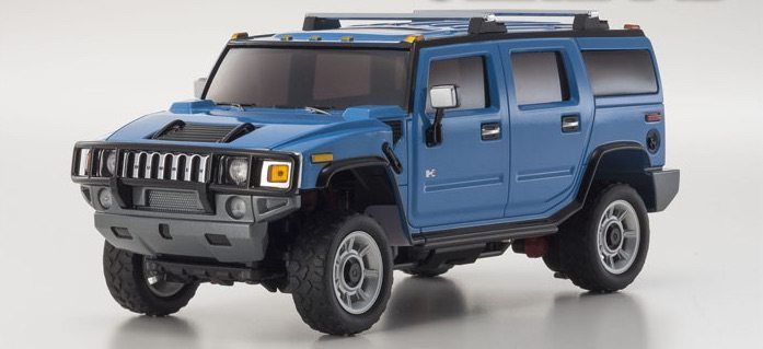 Kyosho Announces Two New Mini-Z Overland Models