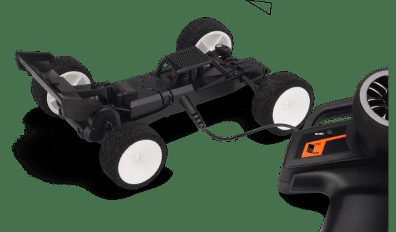 HPI Q32 D8T Tessman Edition Chassis