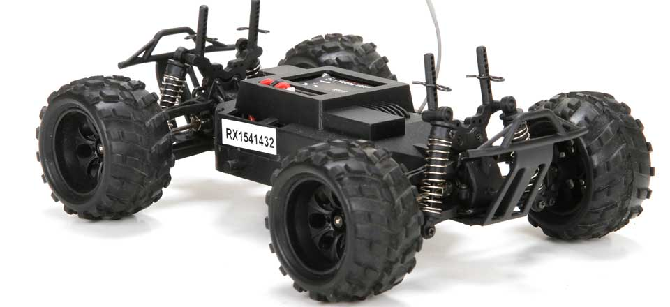 ECX Ruckus 1-24 Scale Monster Truck Chassis