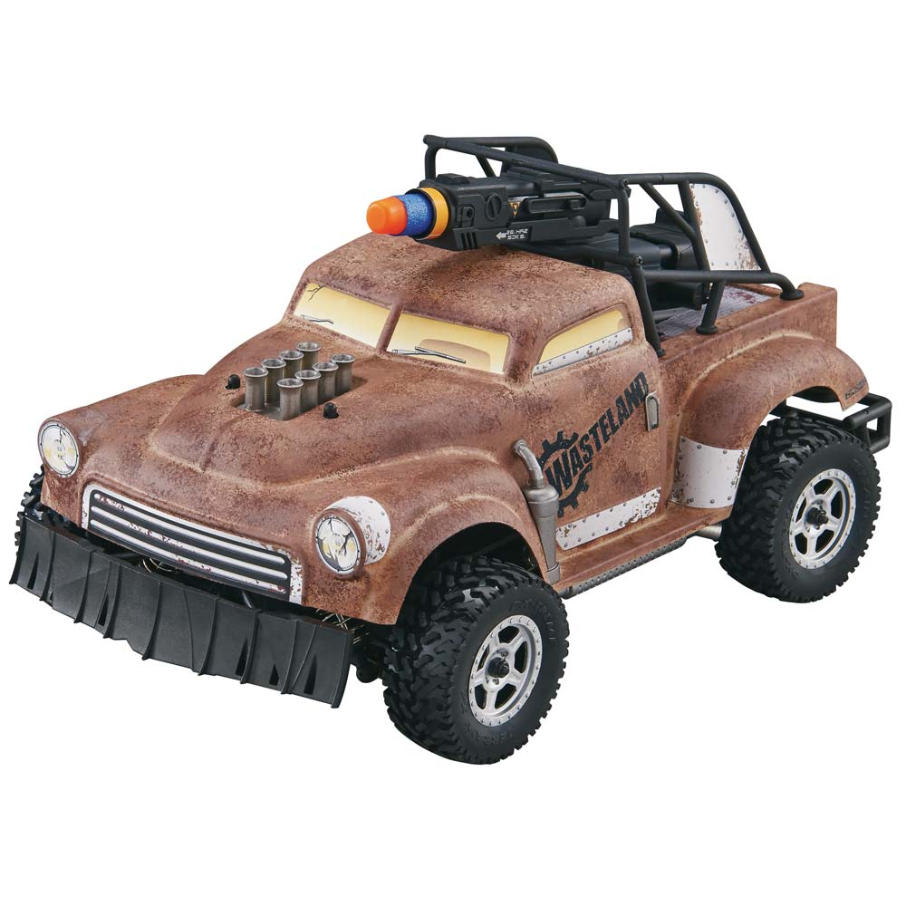 Go on the Attack with the Dromida Wasteland Truck and Buggy