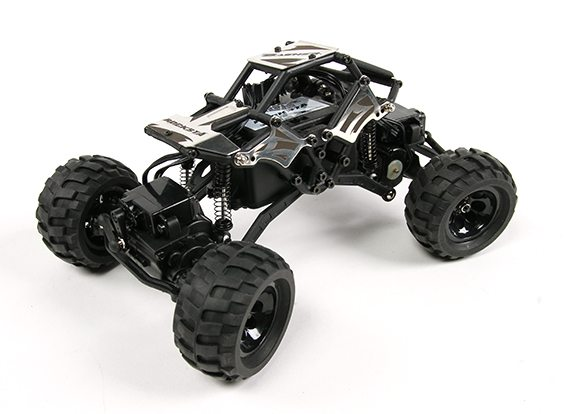 Get Rockin' Anywhere with the Basher RockSta 1/24 Scale Rock Crawler