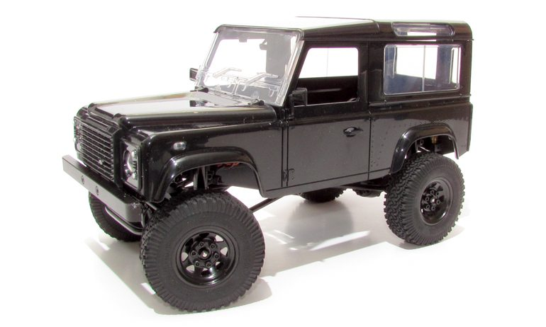 "A True Small-""Scaler"" From RC4WD – 1/18 Gelande II"