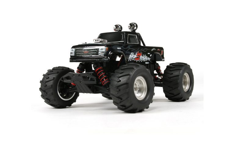 Basher's HellSeeker 1/16 4WD Mini Monster Truck (V2)