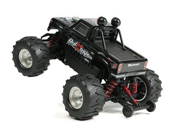 Basher HellSeeker Wheelie