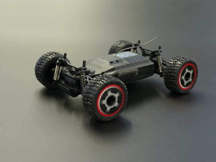Carisma GT24T Micro Monster Truck Chassis
