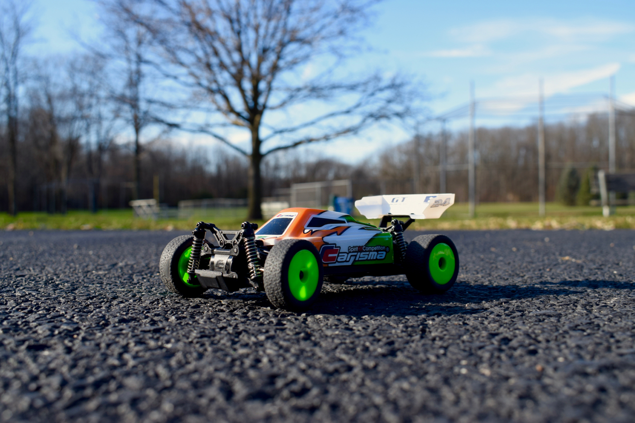 Review: Carisma's GT24B R/C Buggy