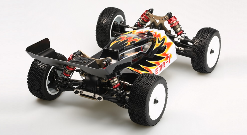 LC Racing 1-14 Brushless Buggy Rear