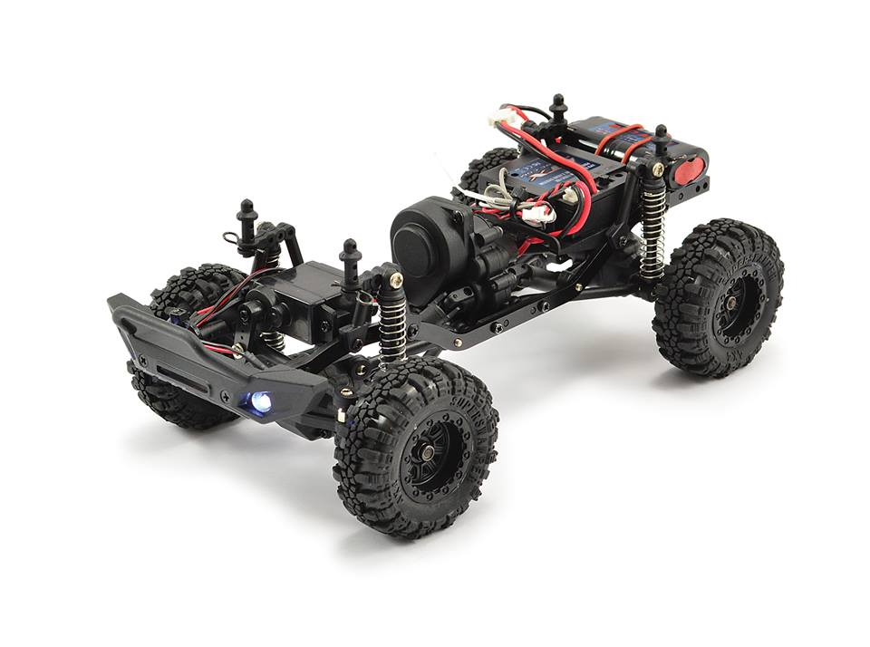 FTX Outback Mini RC Scaler - Chassis