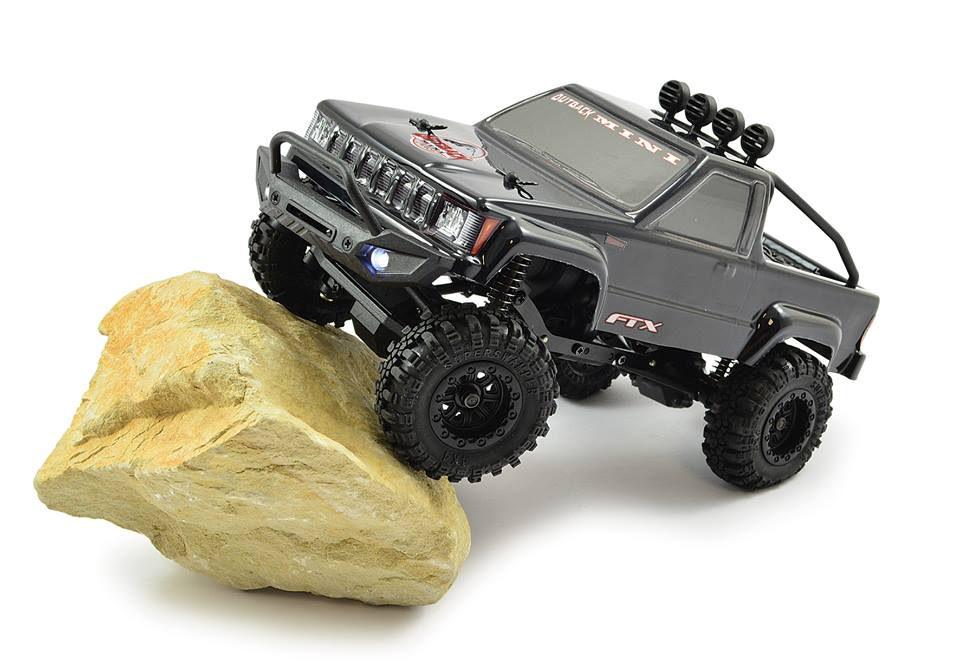 FTX Outback Mini RC Scaler - Climbing
