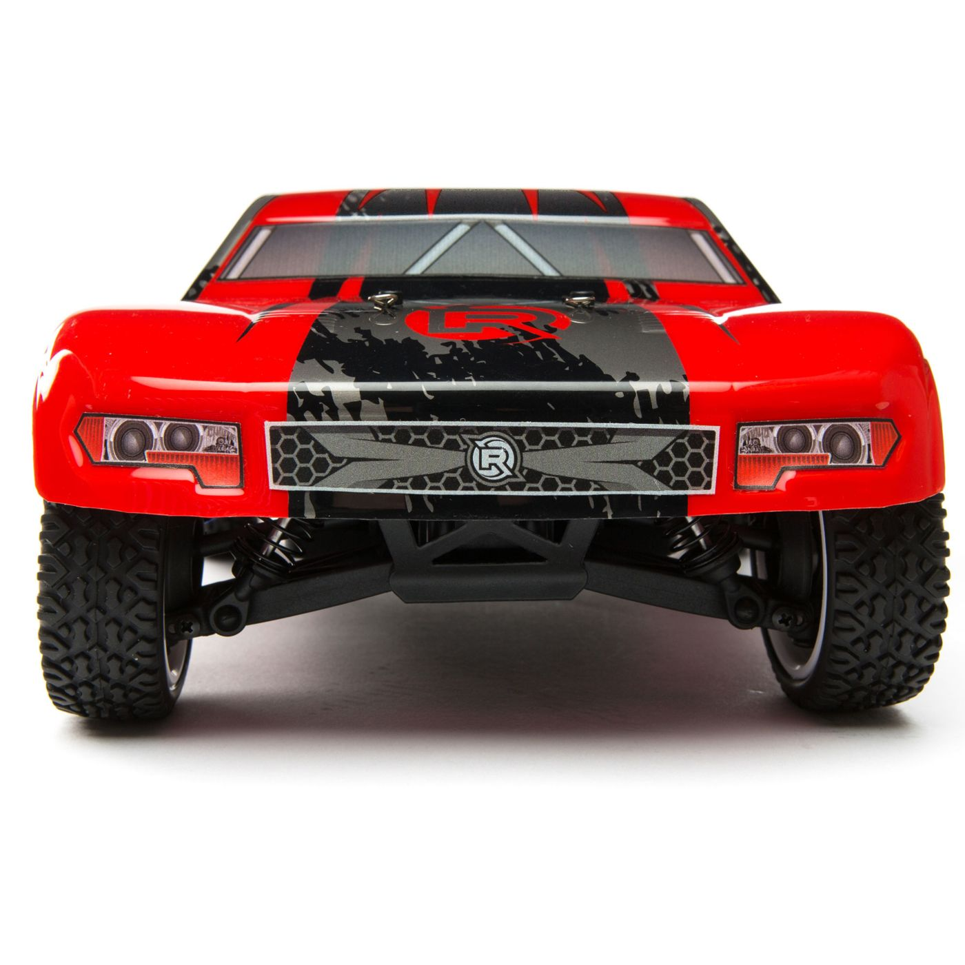Revolution RC Seismic Short Course Truck - Front