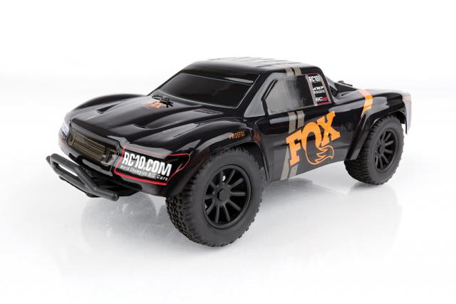 This FOX Can Run: Team Associated's Latest SC28 Short Course Truck