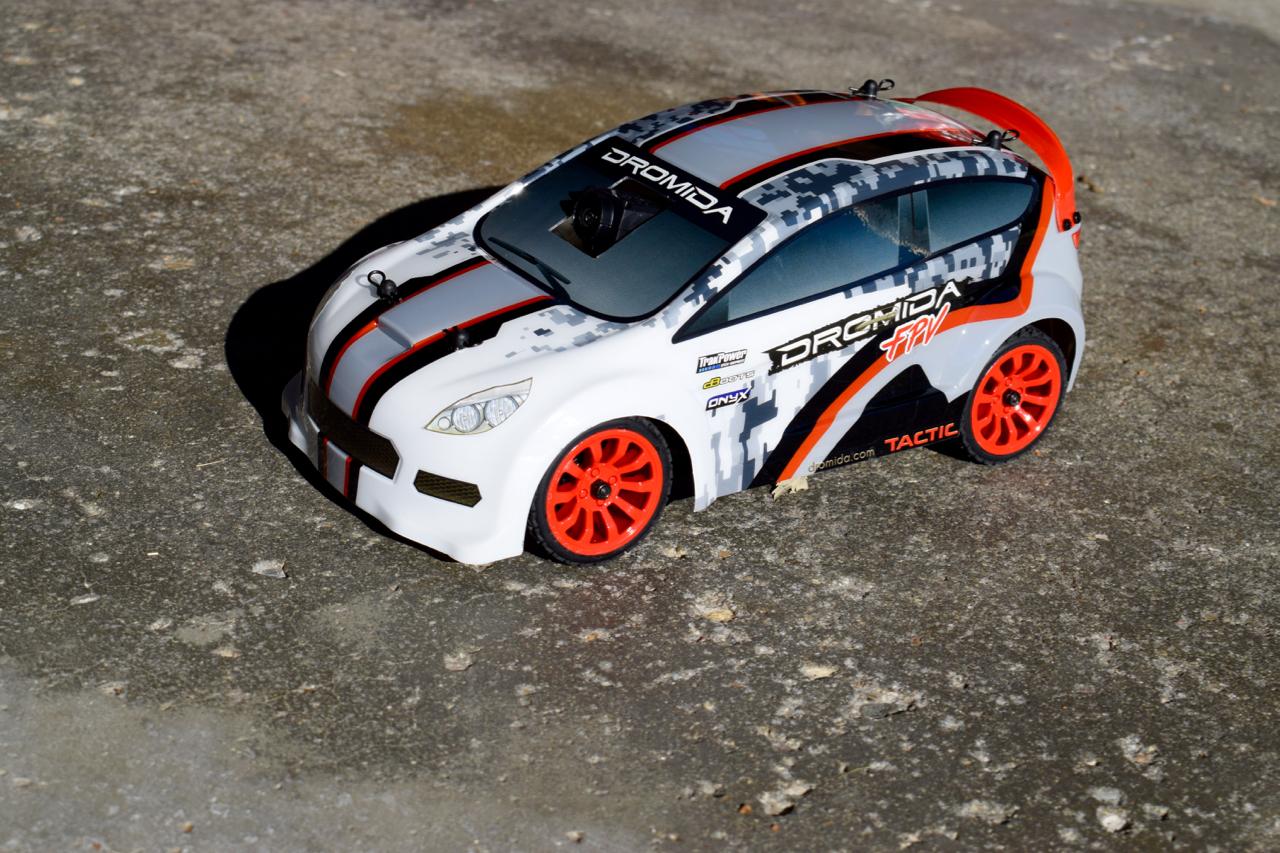 First Impressions: Dromida 1/18 FPV Rally Car