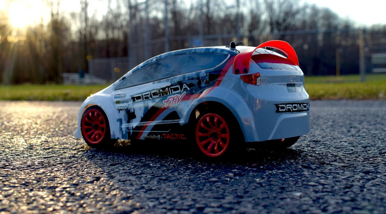 The Review: Dromida 1/18 FPV Rally Car