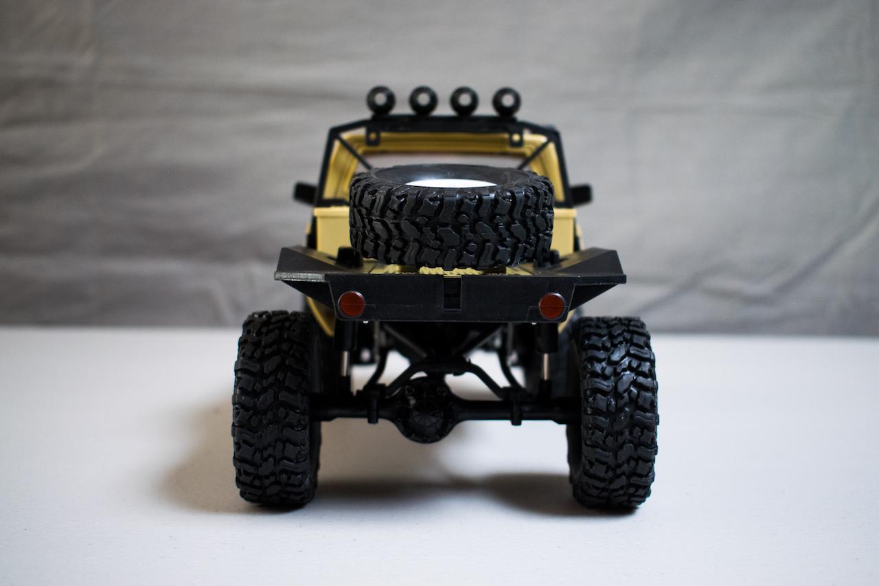 WPL C14 - Rear