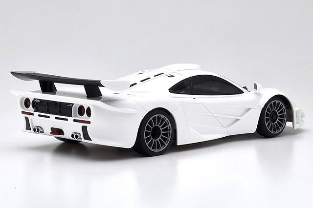 Kyosho MINI-Z RWD McLaren F1 GTR - Rear