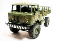 "First Impressions: WPL B-24 ""GAZ-66"" 1/16-scale R/C Military Truck"