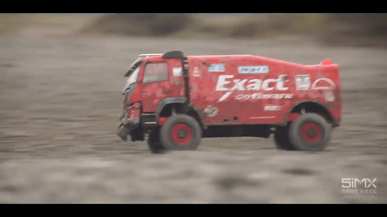 See it in Action: RC4WD's 1/14-scale Rally Truck