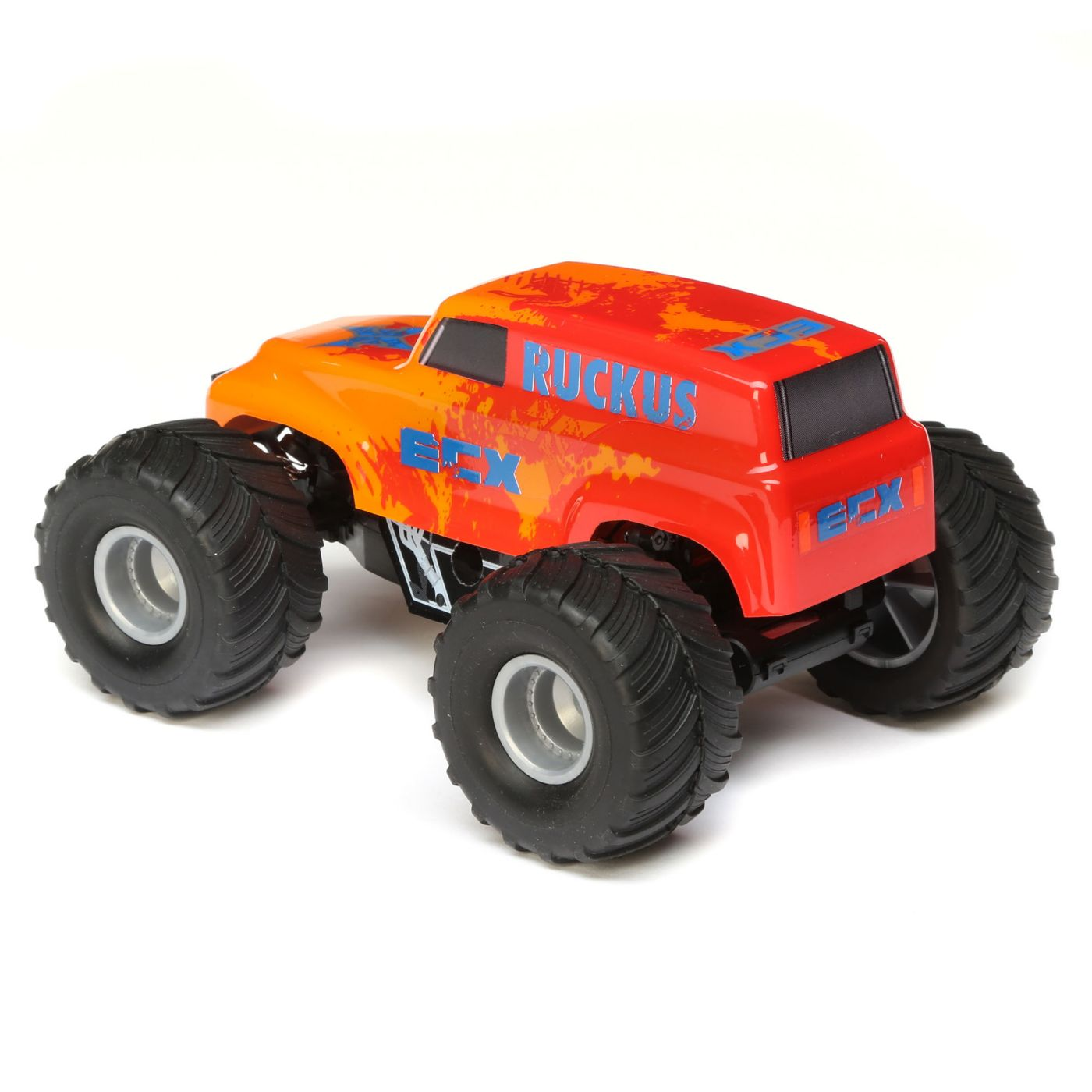 ECX Micro Ruckus Monster Truck - Rear
