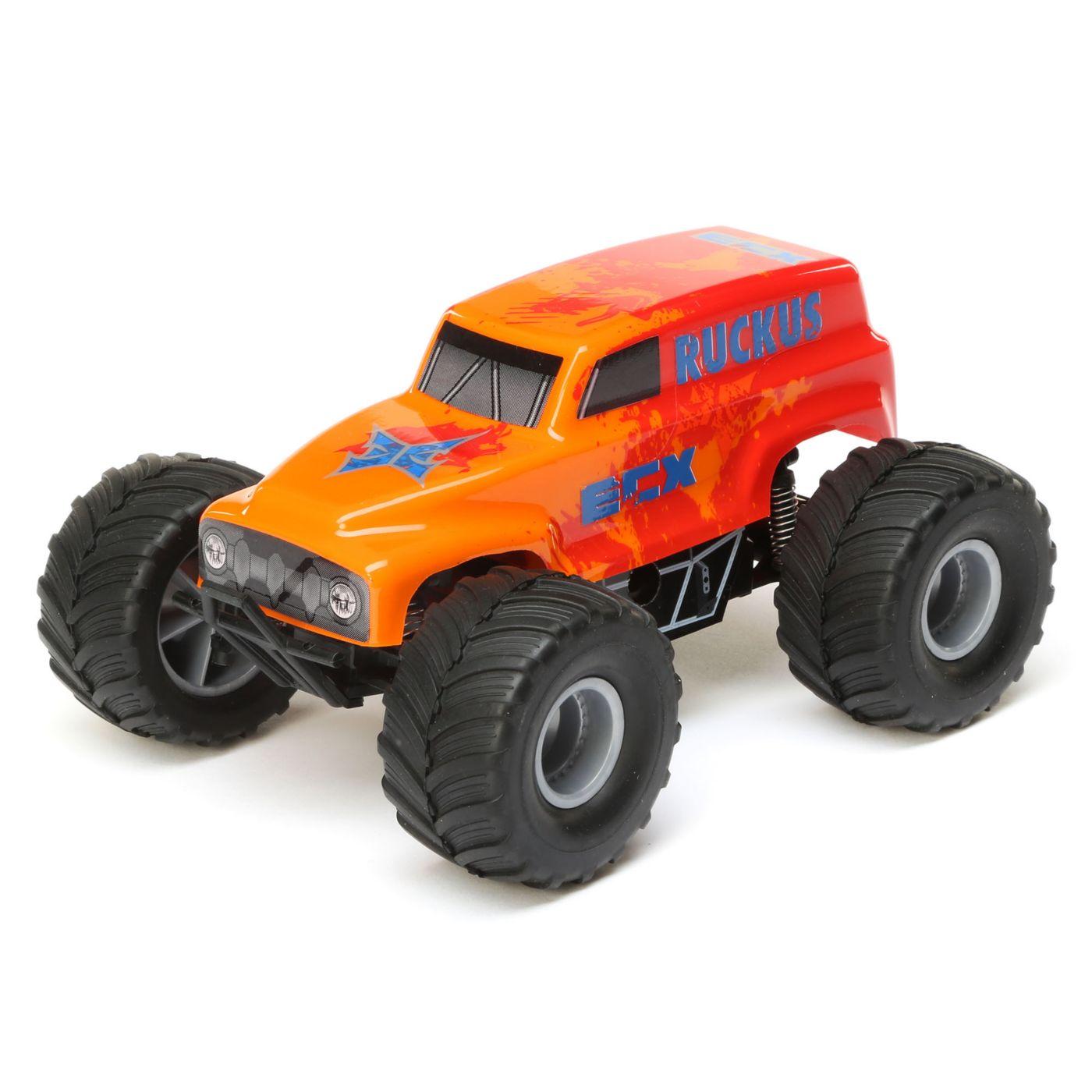 ECX Micro Ruckus 1/28-scale Monster Truck