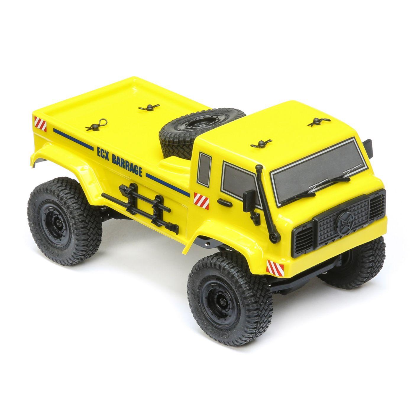 ECX Barrage 1/24 UV Scaler Crawler
