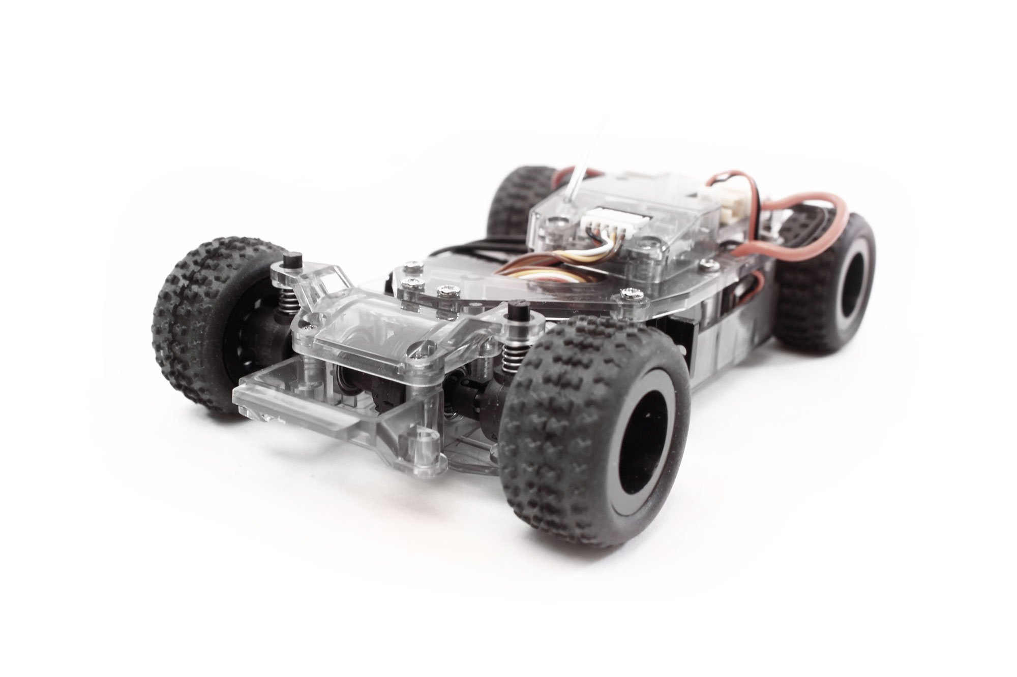 Rage RC Mini Q DIY Kit - Chassis Complete