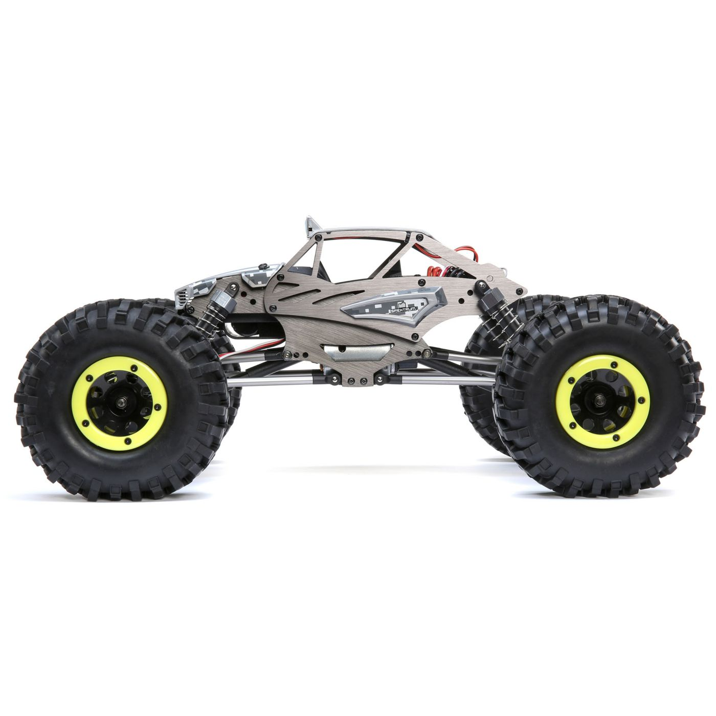 ECX Temper 1-18 GEN2 RC Crawler - Side