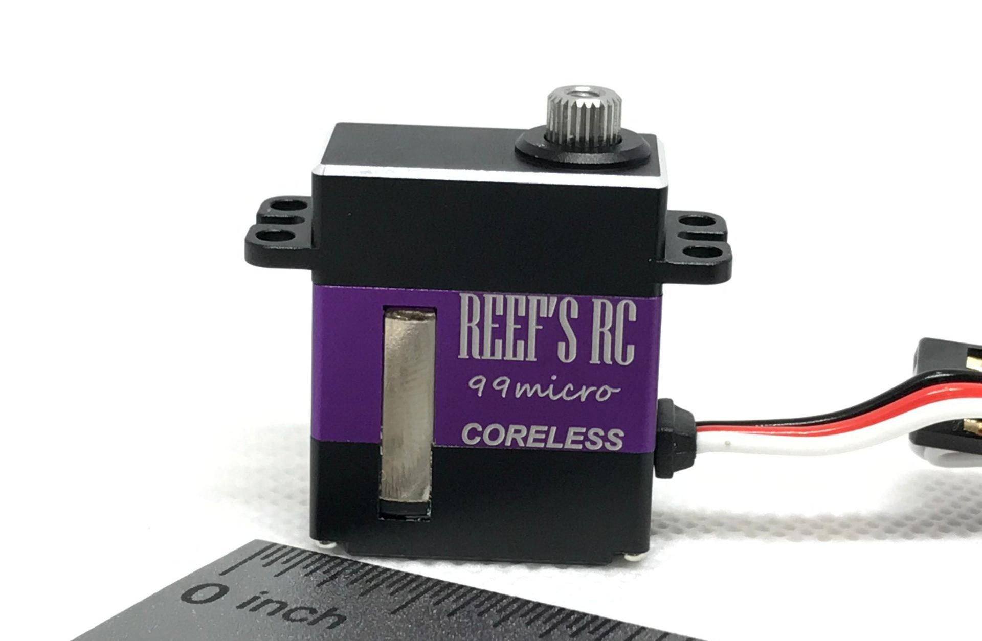 REEF'S RC 99:Micro Servo