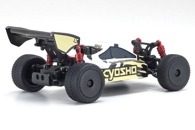 Kyosho Mini-Z Buggy MP9 - Rear