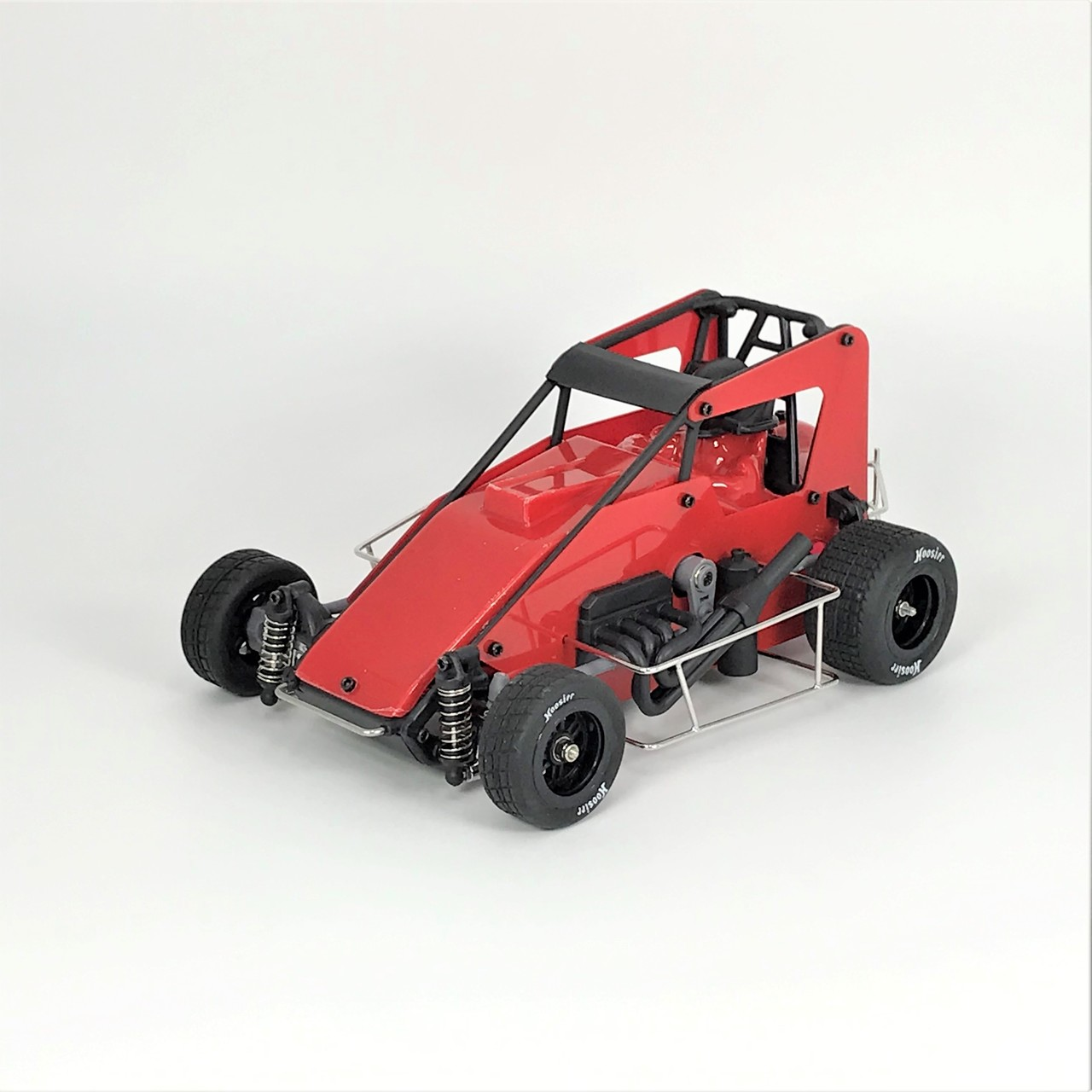 1RC Racing Releases Their Second-generation Midget Racer