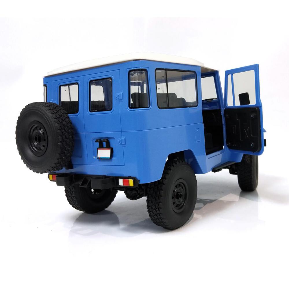 WPL C34 - Rear