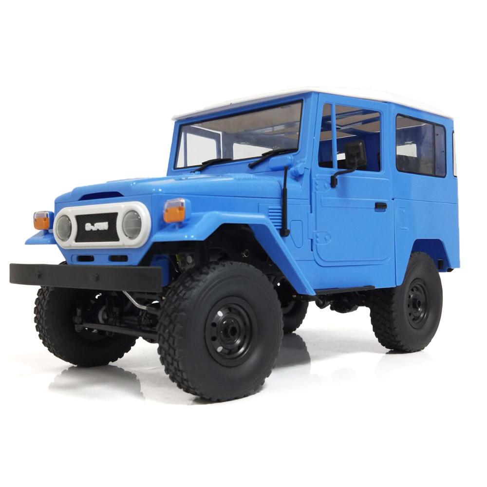 WPL C34 FJ40 1/16-scale R/C Crawler
