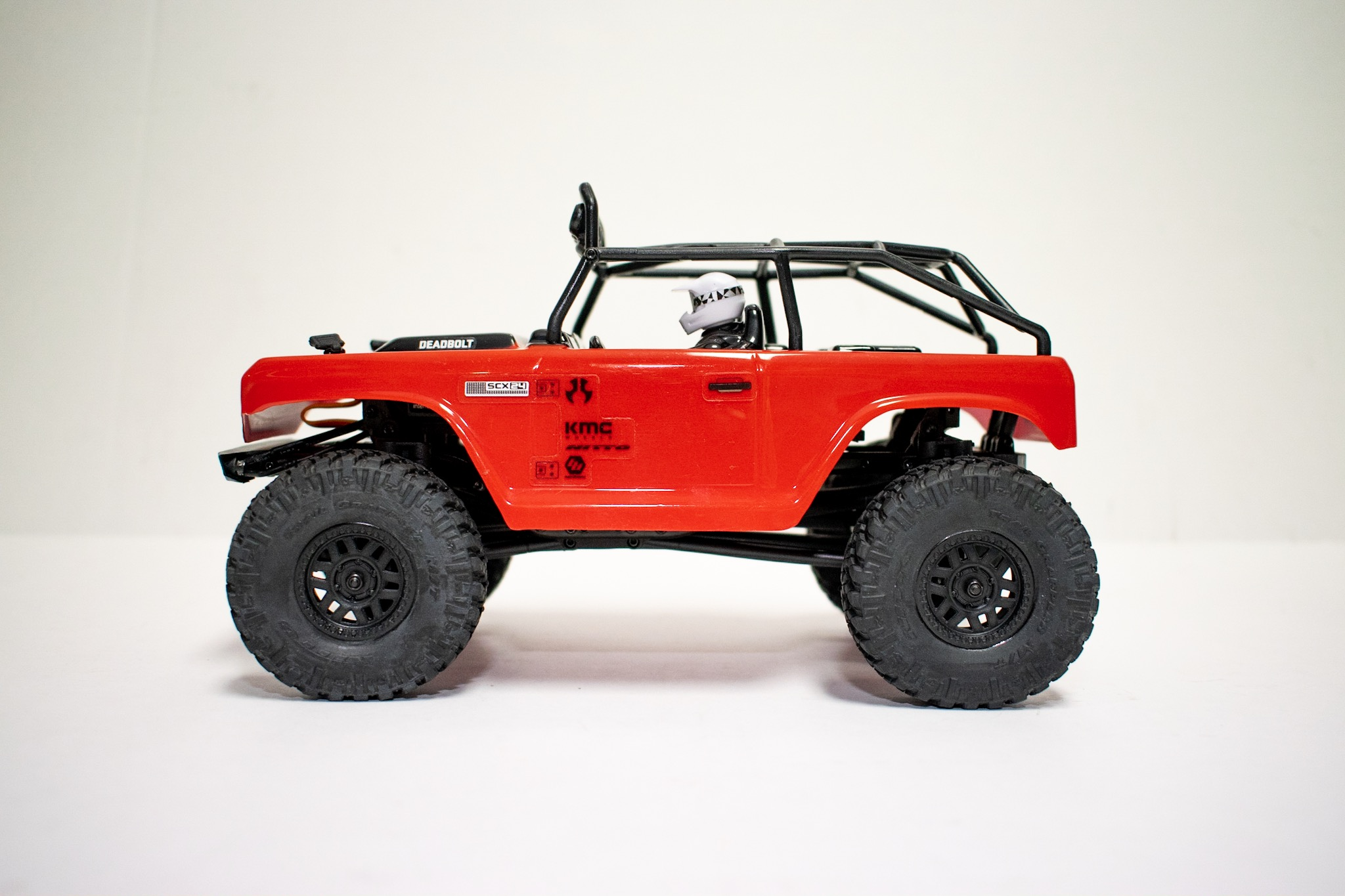 Axial SCX24 Deadbolt - Side