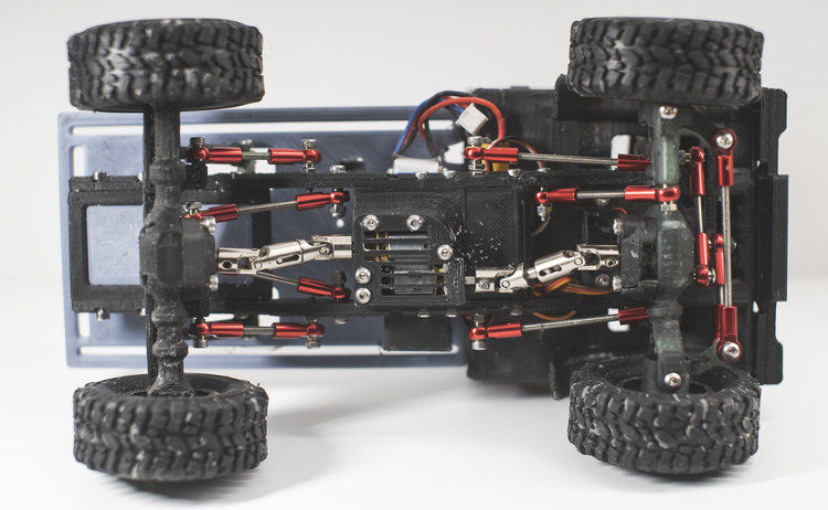 Ripper RC UGR Platform - Bottom