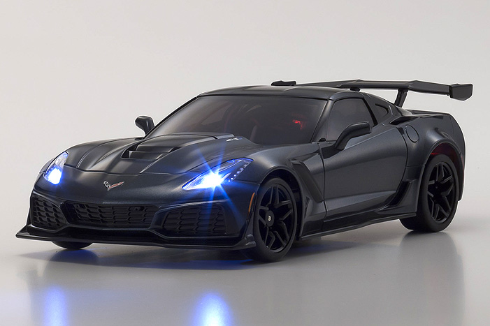 Kyosho Mini-Z Corvette ZR1 - Lights