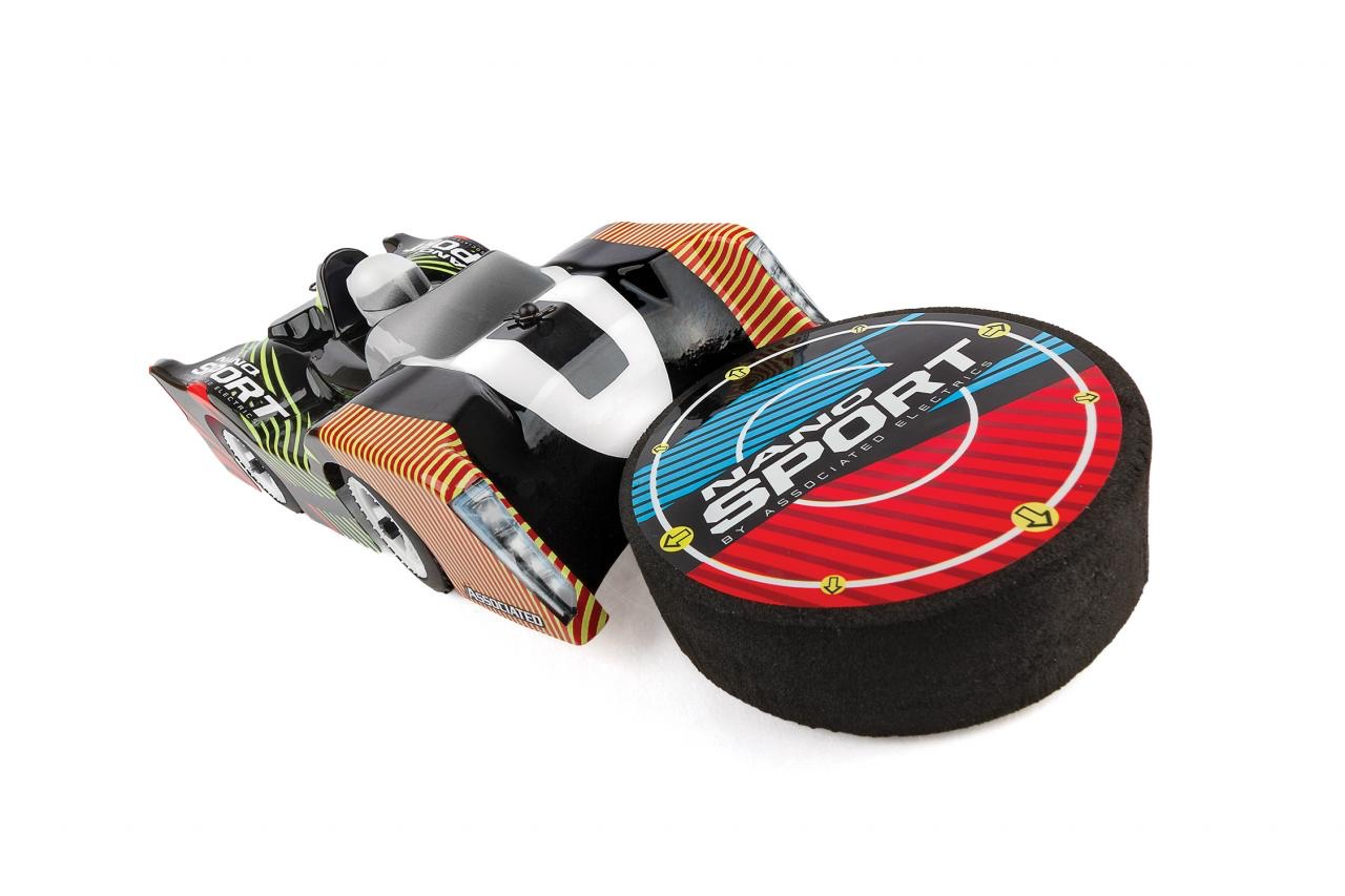 Get Your Game on with NanoSport from Team Associated