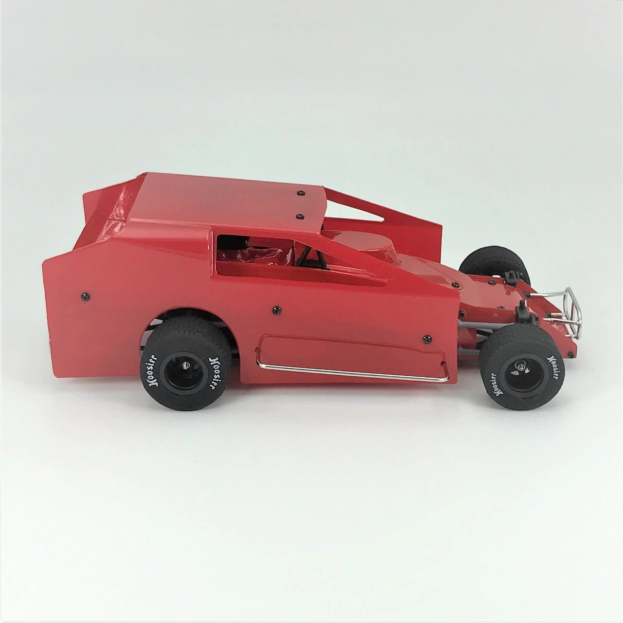 1RC Racing EDM RTR Red - Side