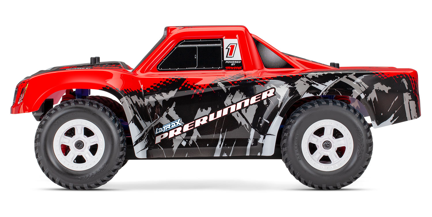 LaTrax Prerunner - Red and Black Side