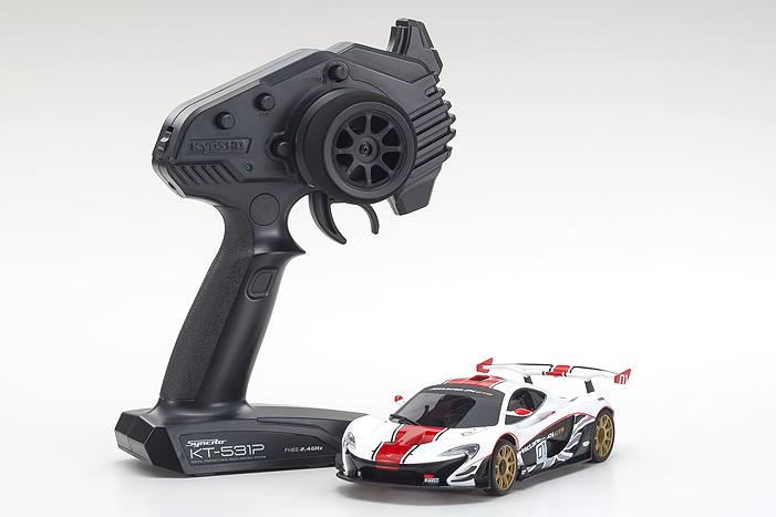 Kyosho McLaren P1 Mini-Z - Controller