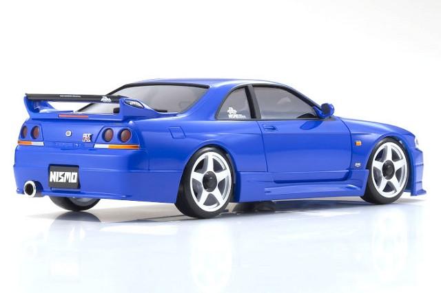 Kyosho Nissan Skyline GT R Nismo Mini-Z - Rear