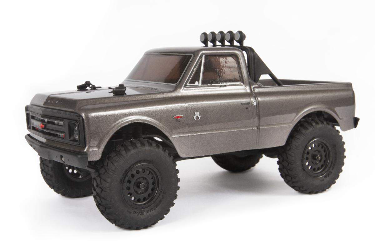 Pick-up and Go with Axial's Latest SCX24 RTR Model