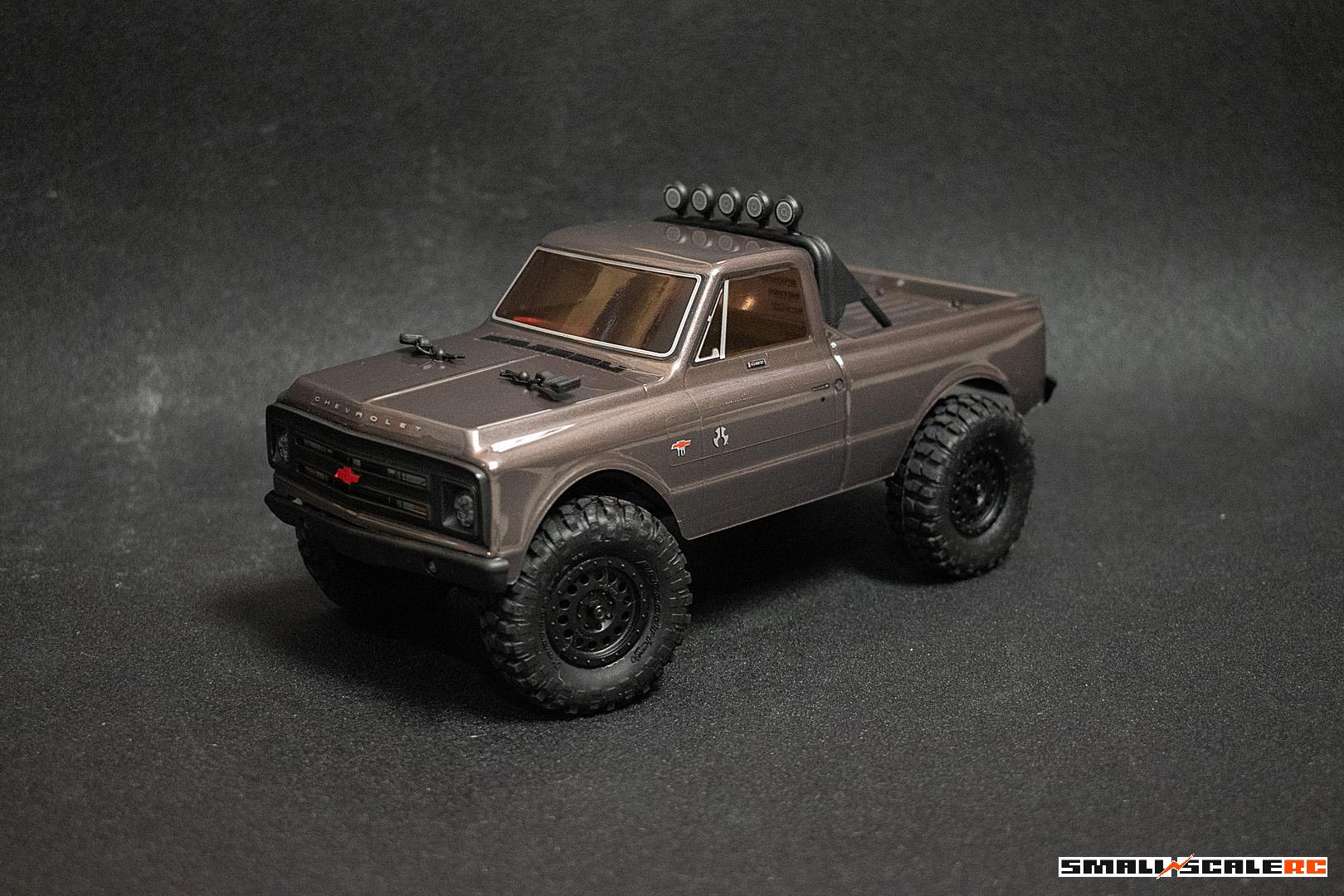 Axial SCX24 Chevy C10 - 8