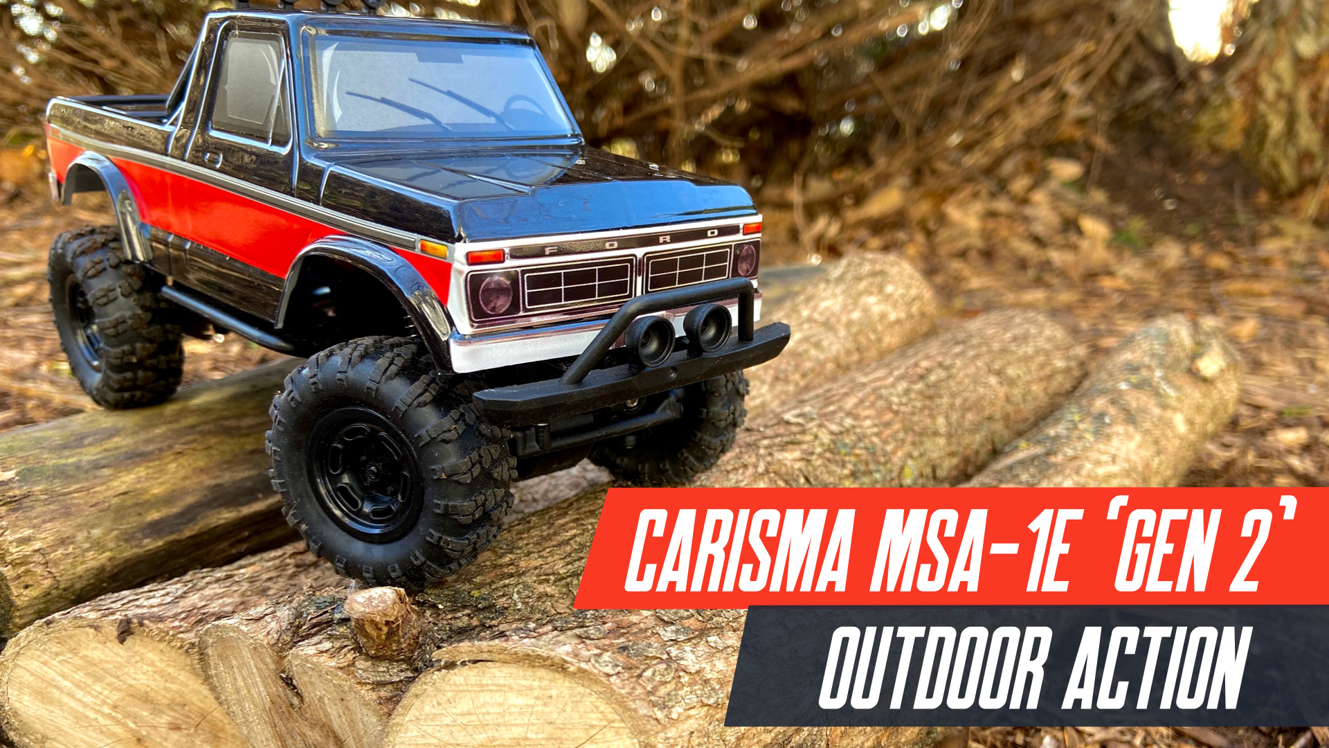 "Outdoor Action with Carisma's MSA-1E ""GEN 2"" [Video]"