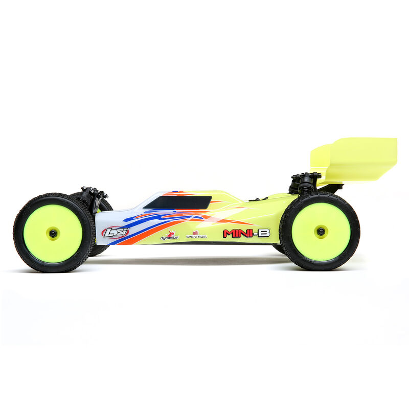 See it in Action: Losi Mini-B 1/16 RTR Buggy