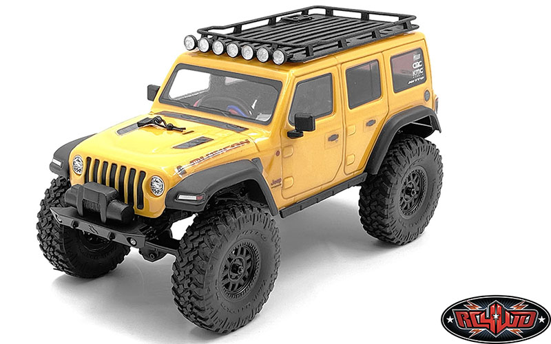 RC4WD Releases Body Accessories for the Axial SCX24