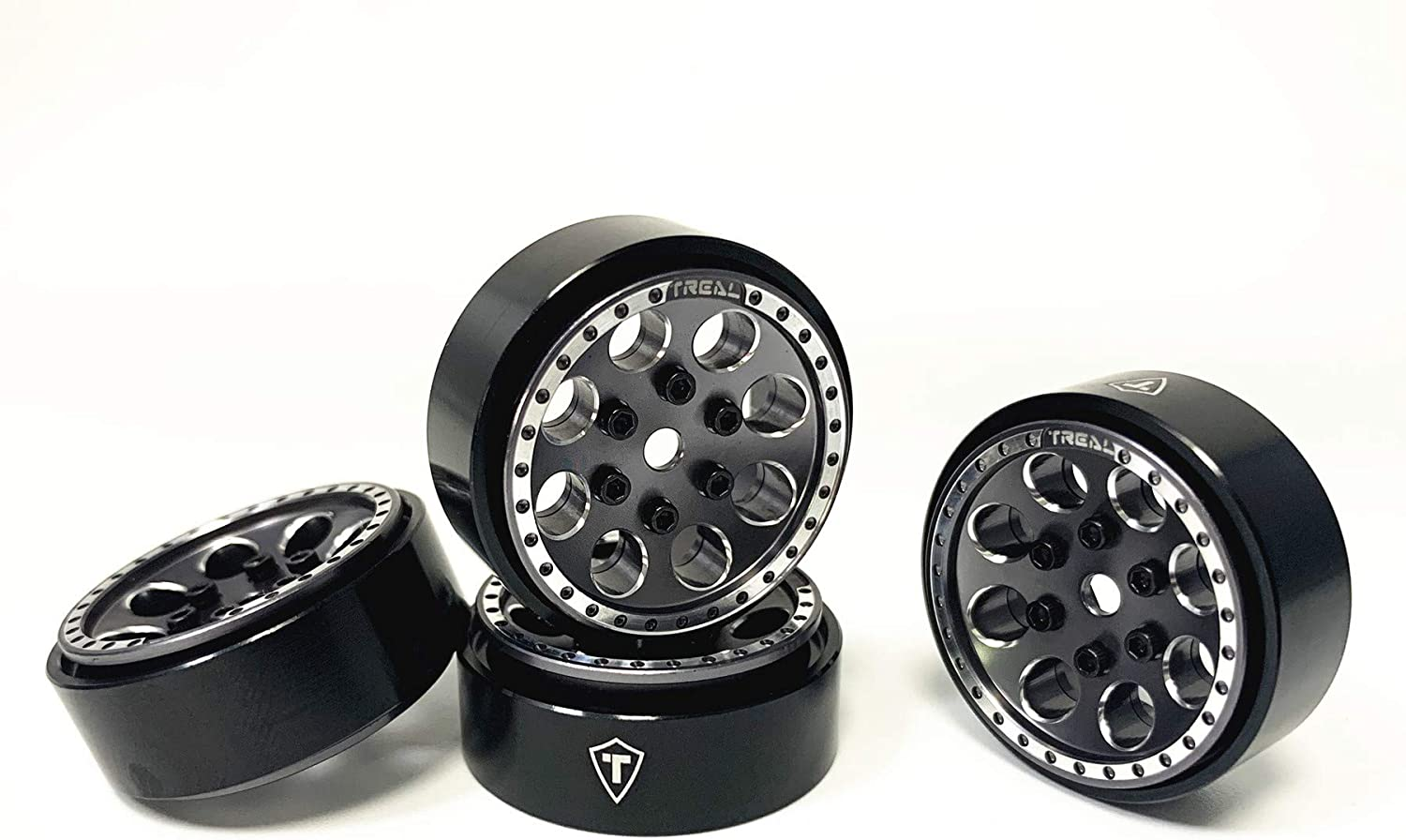 Treal Rolls Out New Beadlock Wheels for the SCX24