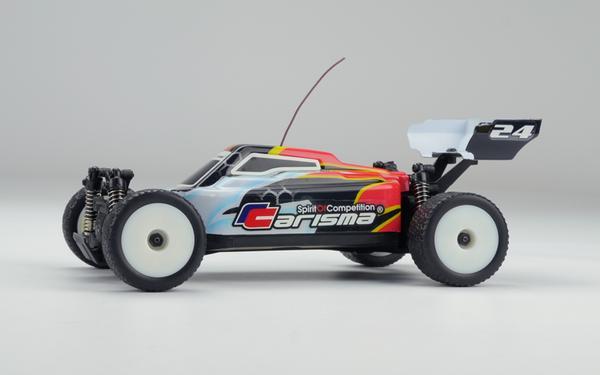 "Carisma GT24B Lee Martin ""Racers Edition"""