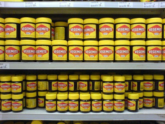 vegemite - Australia - supermarket
