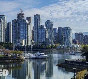 vancouver - skyline - canada